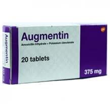 AUGMENTIN-375MG