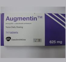 AUGMENTIN-625-MG