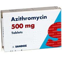 AZITHROMYCIN-500MG